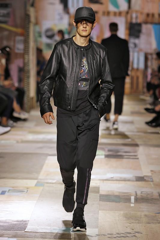 Y3 Menswear Spring Summer 2015 Paris Fashion Week June 2014