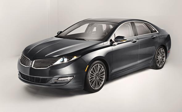 Automotive: 2014 Lincoln MKZ