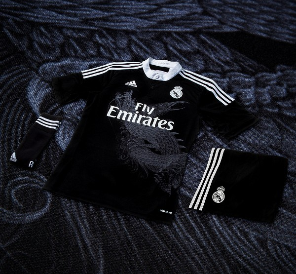 Yohji Yamamoto For Real Madrid @AdidasY3