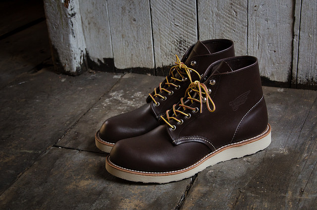 Red Wing Heritage 8134 boot @redwingheritage