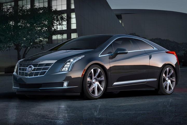 Automotive: 2014 Cadillac ELR @Cadillac
