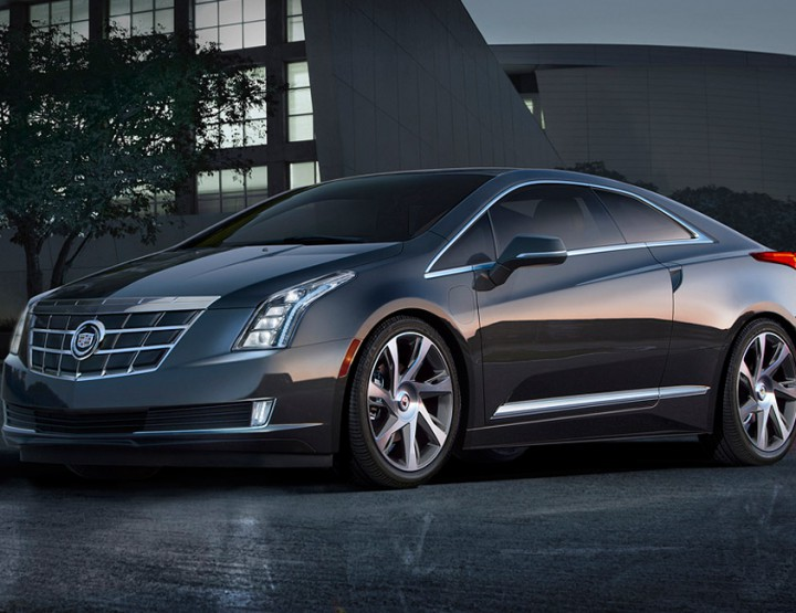 Automotive: 2014 Cadillac ELR @Cadillac