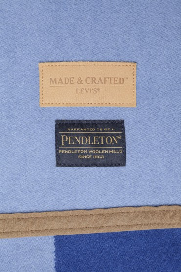 Home: Levi's Made & Crafted x Pendleton Blanket @LEVIS @PendletonWM