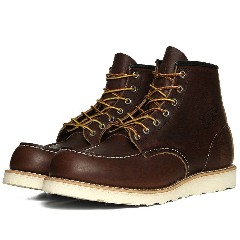 Red Wing Heritage 8138 Classic Moc @Redwingheritage
