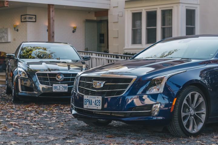 Drive: 2015 Cadillac ATS Coupe