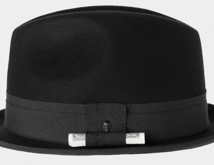 Art Comes First X The Kooples Hat @The_Kooples