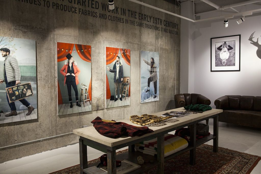 Woolrich Clothing Retailers