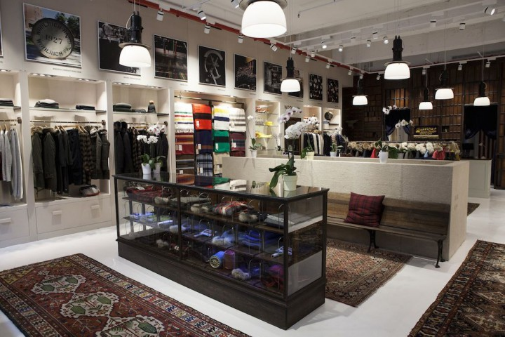 Retail: Woolrich Store SoHo @WoolrichPeople