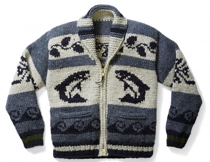 Filson Cowichan Sweater @Filson