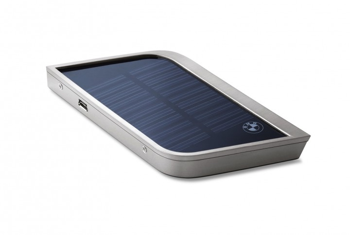 BMW i Solar Charger @bmwcanada