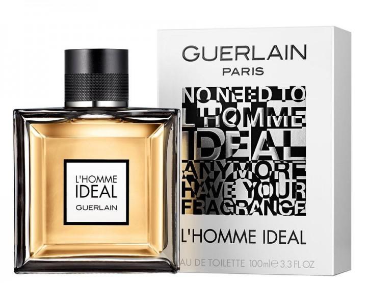 Grooming: Guerlain L'homme Idéal Eau De Toilette @Guerlain