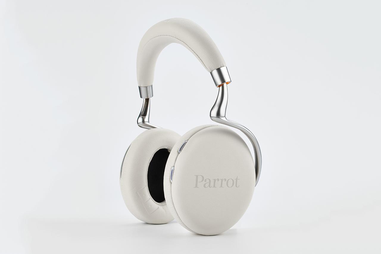 parrot zik 2 0 bluetooth headphones parrot marcus troy. Black Bedroom Furniture Sets. Home Design Ideas