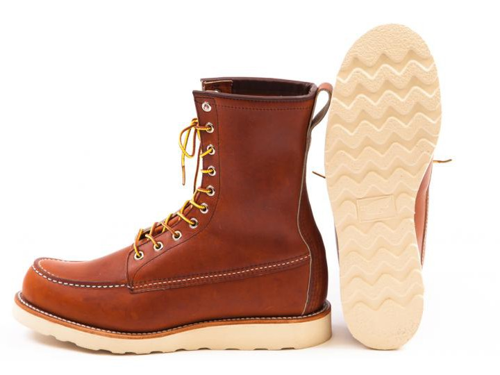 Red Wing Heritage 877 8