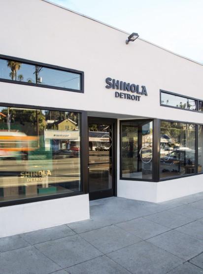 Retail: Shinola Opens First West Coast Store in L.A @Shinola