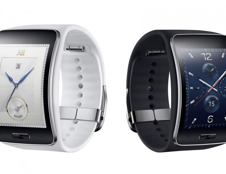 Samsung Gear S @SamsungMobile