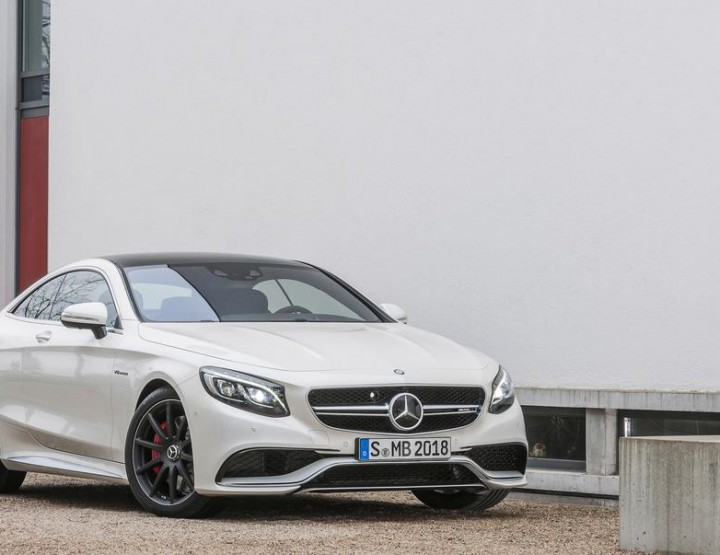Mercedes-AMG S63 Coupe @MercedesAMG