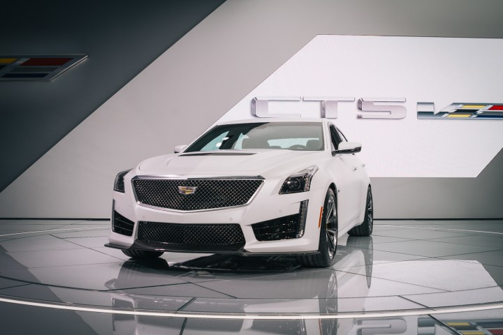 2015 North American International Auto Show with General Motors