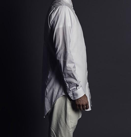 Waraire Boswell Nauru (Nehru) Shirt @waraireboswell