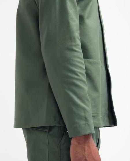 Engineered Garments Workaday Utility Jacket @Gentrynyc