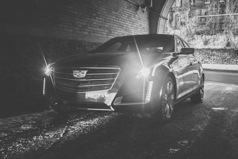 2015 Cadillac CTS BW-7