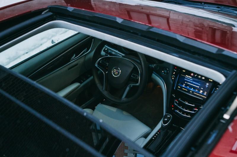 2015 Cadillac XTS-5