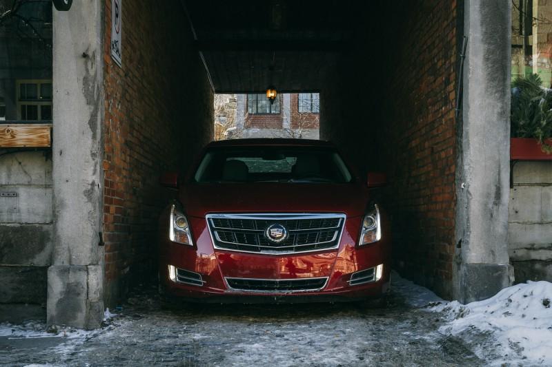2015 Cadillac XTS-8