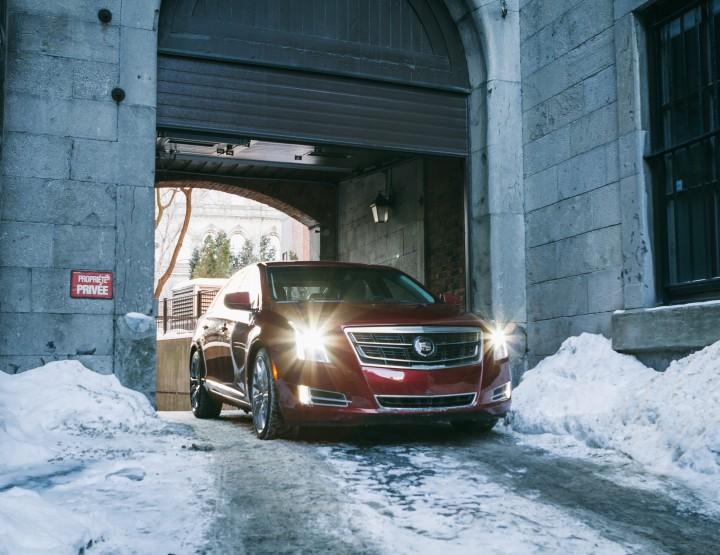 2015 Cadillac XTS Editorial @Cadillac