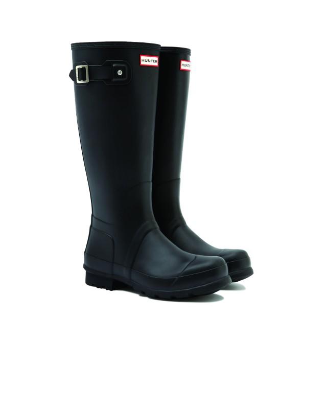 Men's Original Tall Boot in Black
