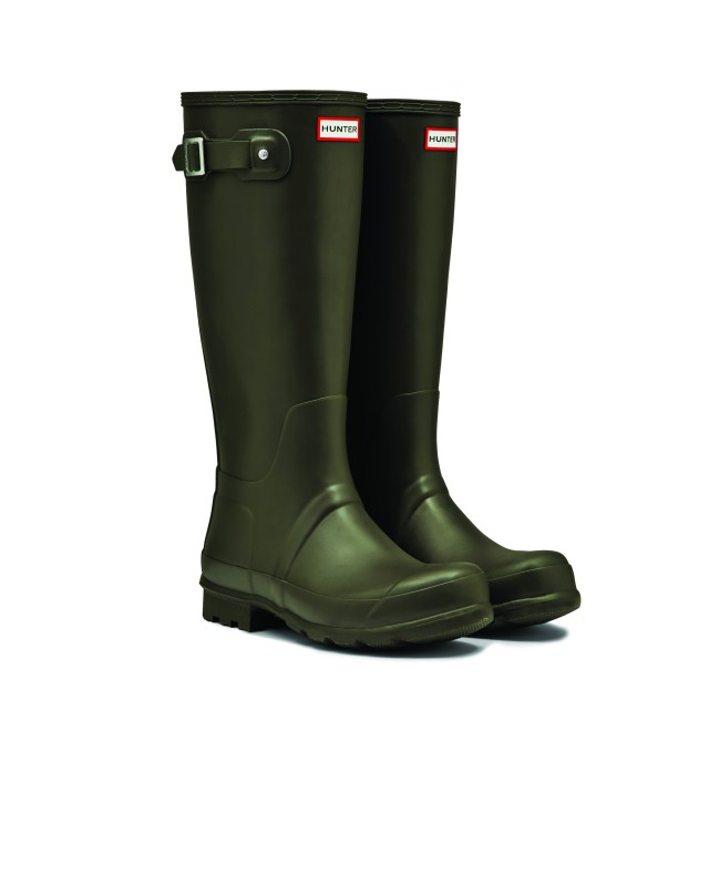 Men's Original Tall Boot in Dark Olive