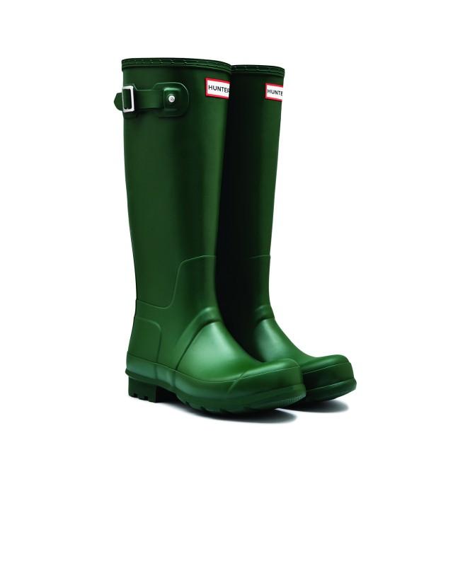 Men's Original Tall Boot in Hunter Green