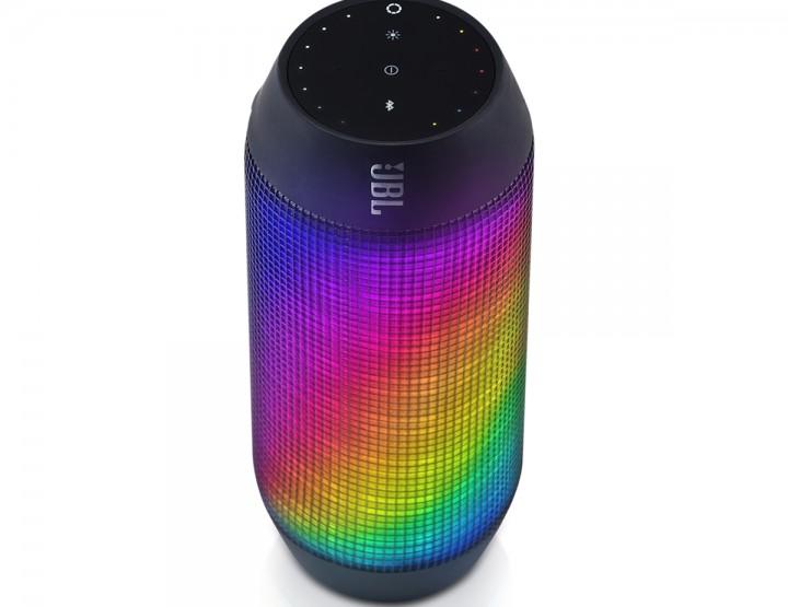 JBL Audio LED Pulse Speaker @JBLaudio