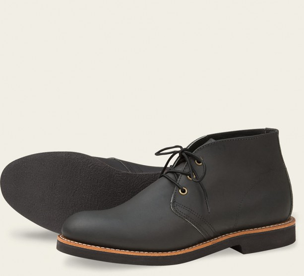 Red Wing Heritage Foreman Chukka @RedWingHeritage