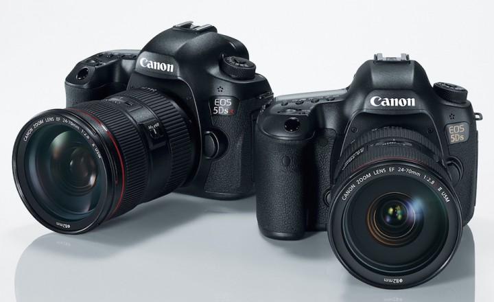 Canon 5Ds and 5Ds R @CanonUSAimaging