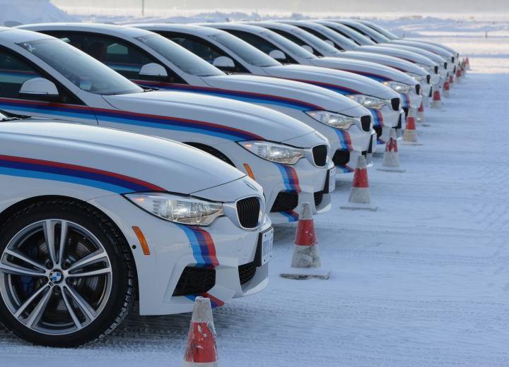 BMW Driver Training Program @bmwcanada @bmw