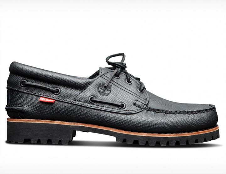 Timberland Helcor Leather Exotics Boots @Timberland