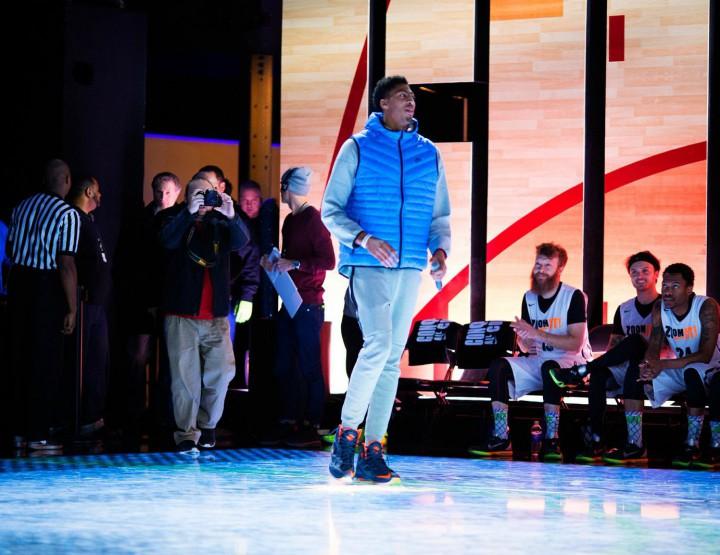 News: Nike Zoom City Basketball Arena @Nike