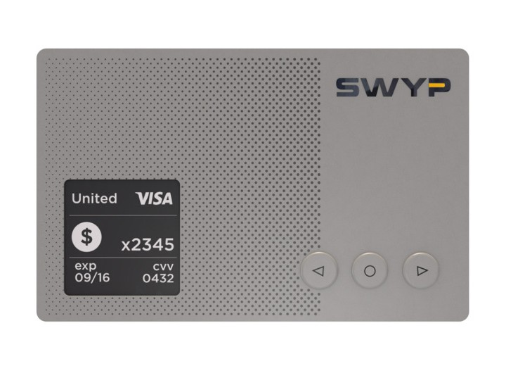 SWYP Card All-In-One Card @swypcard