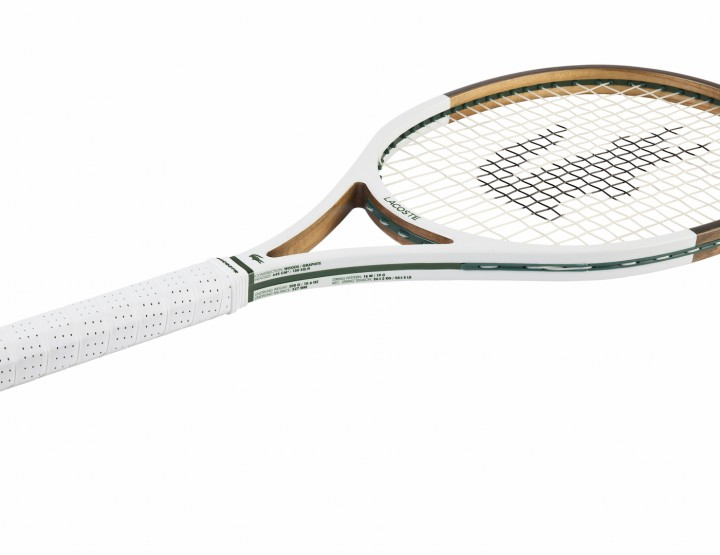 Coolhunts: Lacoste Ultra Exclusive LT12 Tennis Racket @Lacoste