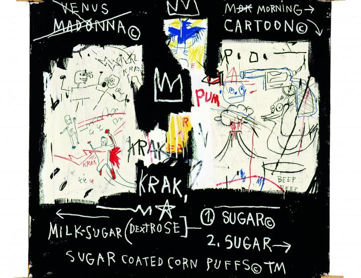 Basquiat at the Art Gallery of Ontario @agotoronto