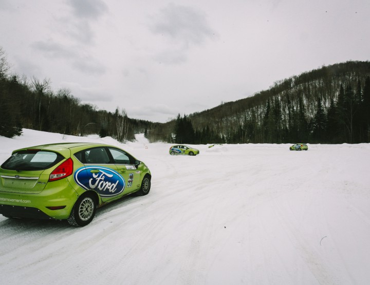 Ford Fiesta Rally Racing Experience @Ford