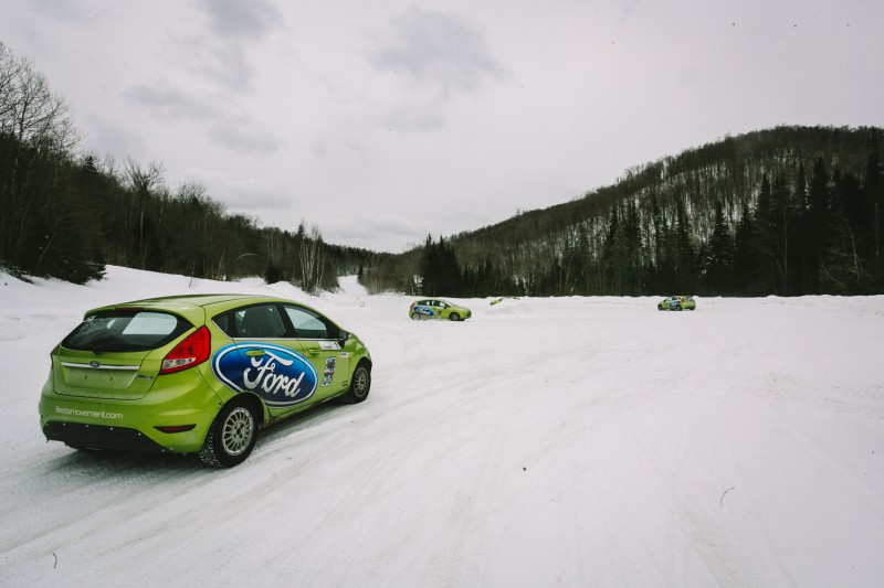 Ford Rally Experience