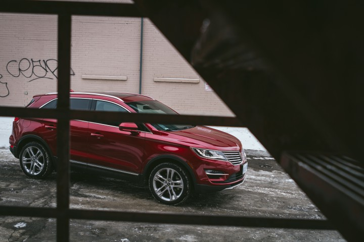 2015 Lincoln MKC @LincolnMotorCo