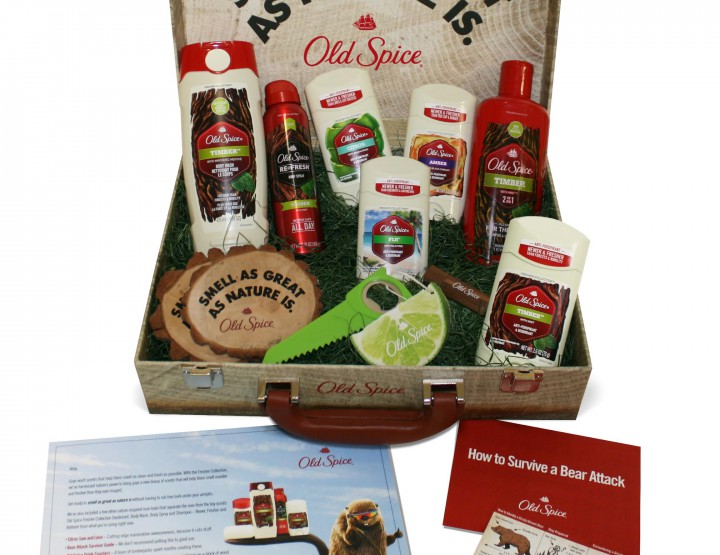 5 Days of Old Spice Fresher Kit Giveaway [Sponsored] @OldSpice #oldspice