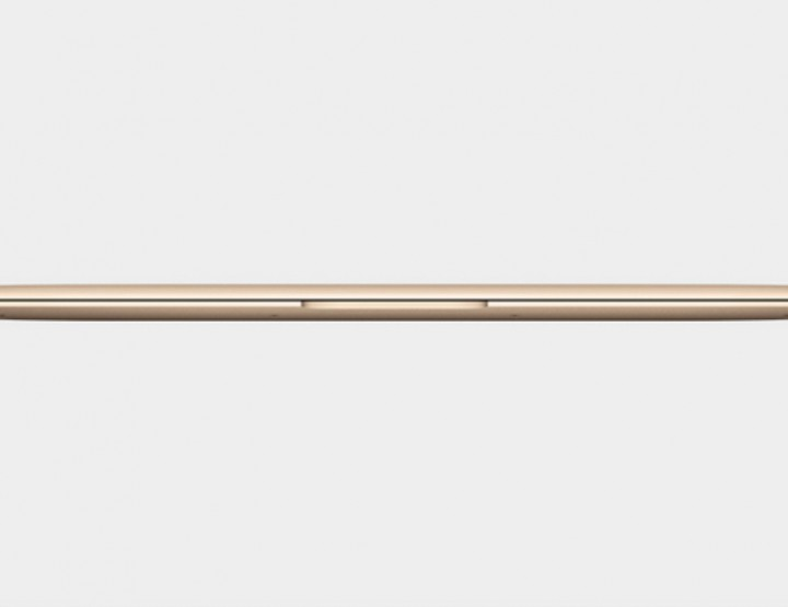 Apple Introduces New Macbook With 12-Inch Retina Display