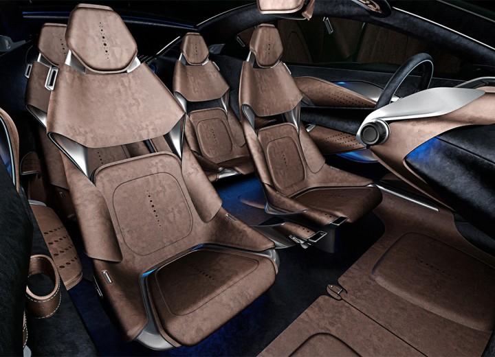 Aston Martin DBX Concept @astonmartin