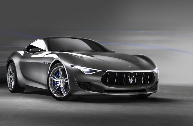 Maserati Ghibli Ermenegildo Zegna Concept @Maserati_HQ