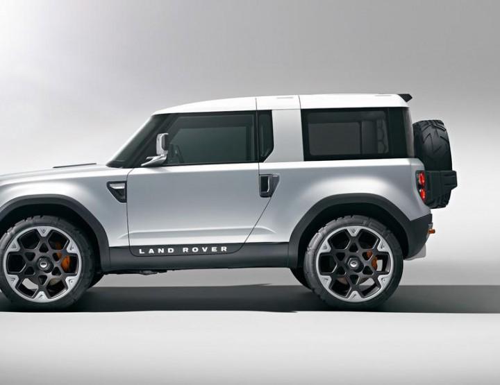 Land Rover Defender @LandRoverUSA