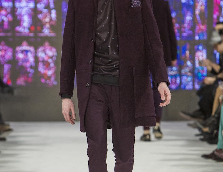 Joao Paulo Guedes F/W '15 Runway