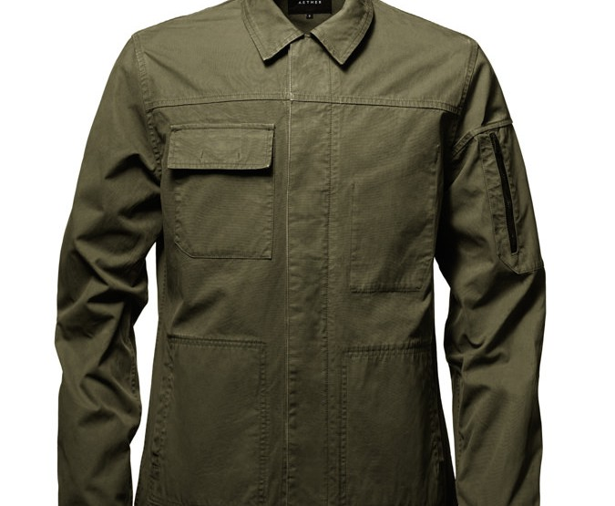 Clothing: AETHER Bowery Light-Duty Jacket @aetherapparel