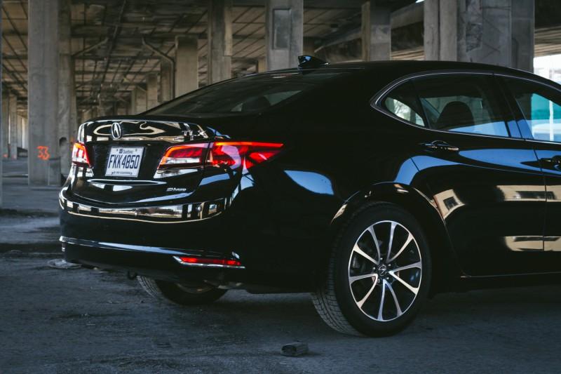 2015 Acura TLX-4